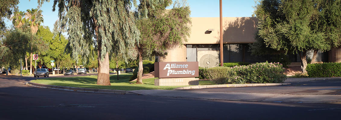 Alliance Plumbing in Tempe AZ